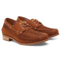 Elevato Height increasing Men's Casual shoes Brown