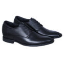 Elevato Height Increasing Black Formals 3 Inches