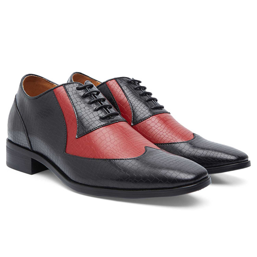 Elevato Height Increasing Men's Party Wear Shoes